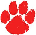 red tiger paw