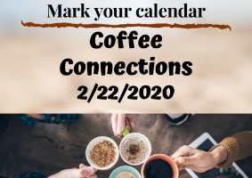 Connect over Coffee with City Manager Andy White and Huron City Schools Superintendent Dennis Muratori