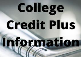 College Credit Plus Information Night