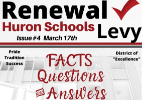 Issue #4 Facts Q&A and Early Voting Info