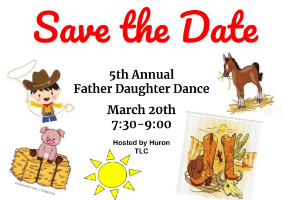 5th Annual Father Daughter Dance