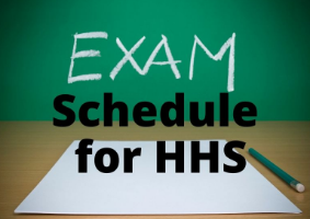 Huron High School Exam Schedule