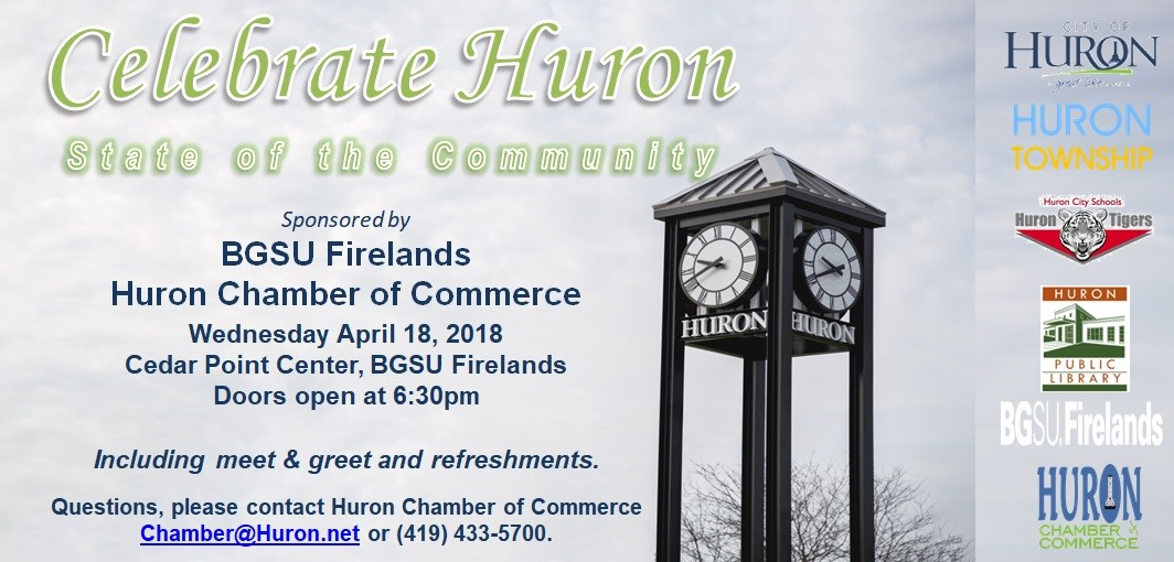 Huron's State of the Community