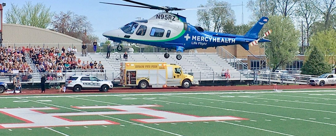 HHS Mock Crash