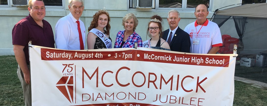 Celebrating McCormick School's Diamond Jubilee