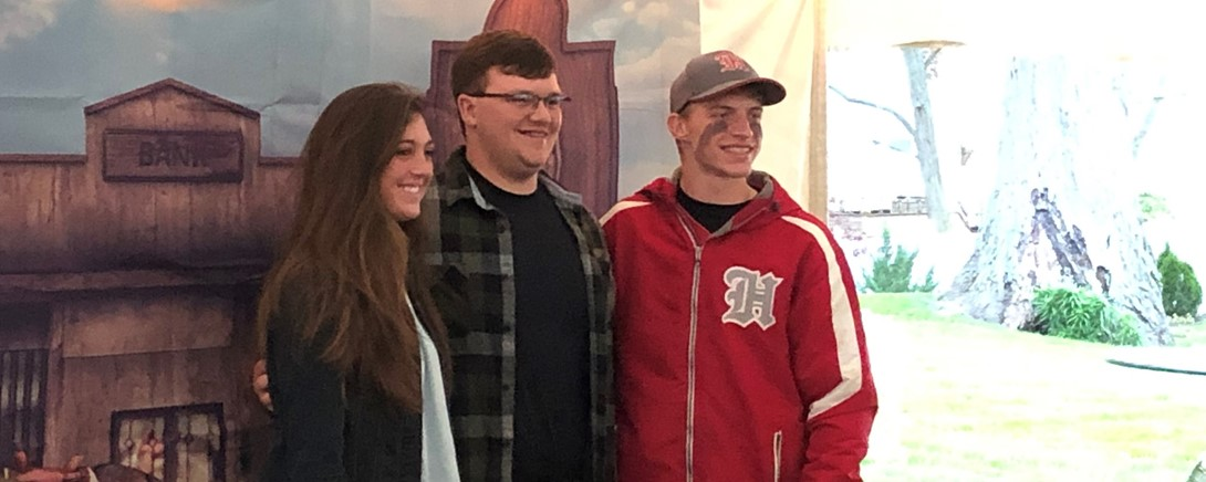Congratulations 2019 Huron Chamber of Commerce Scholarship Winners