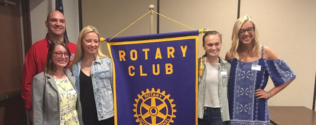 HHS Rotary Scholarship Awardees