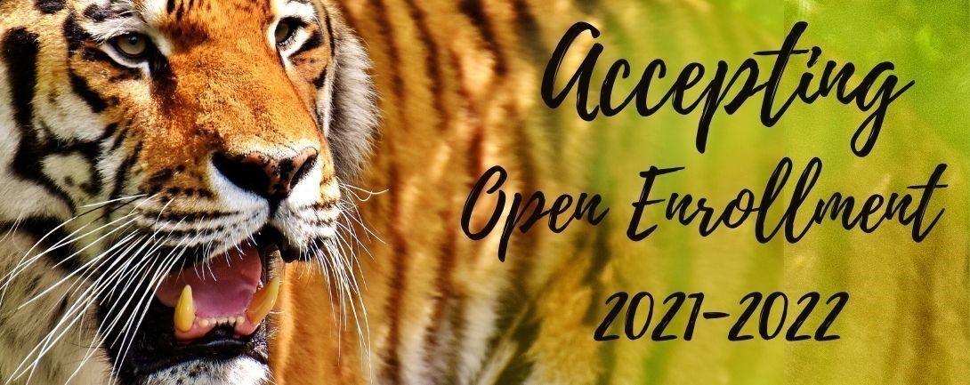 Accepting Open Enrollment