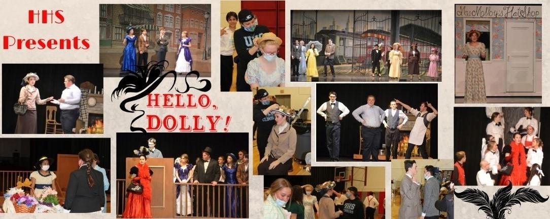 Hello Dolly high school play