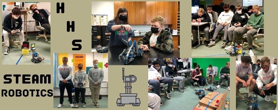 HHS STEAM Robotics